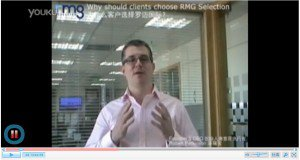 why clients choose RMG